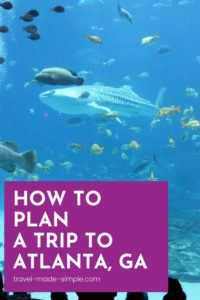 Are you planning a vacation to Atlanta, GA? This 3 day Atlanta itinerary will help you plan your trip to Atlanta with great tips from a local. | Atlanta itinerary | Atlanta travel tips | what to do in Atlanta