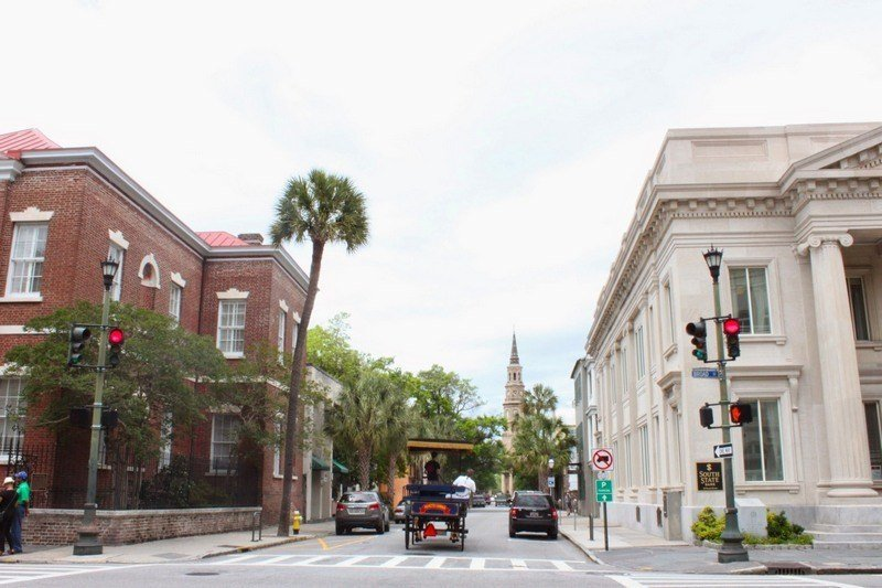 3 days in Charleston - South of Broad