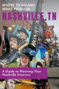 Are you planning a vacation to Nashville, TN? This 3 day Nashville itinerary will help you plan your trip to Nashville with great tips from an expert.   Nashville travel tips   things to do in Nashville   what to do in Nashville   Nashville itinerary   Tennessee travel tips