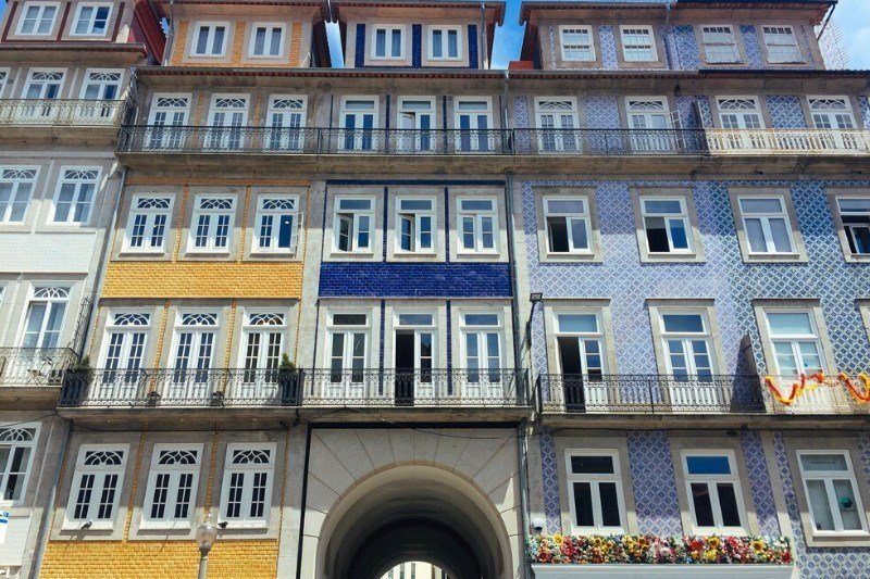 one day in Porto - Downtown