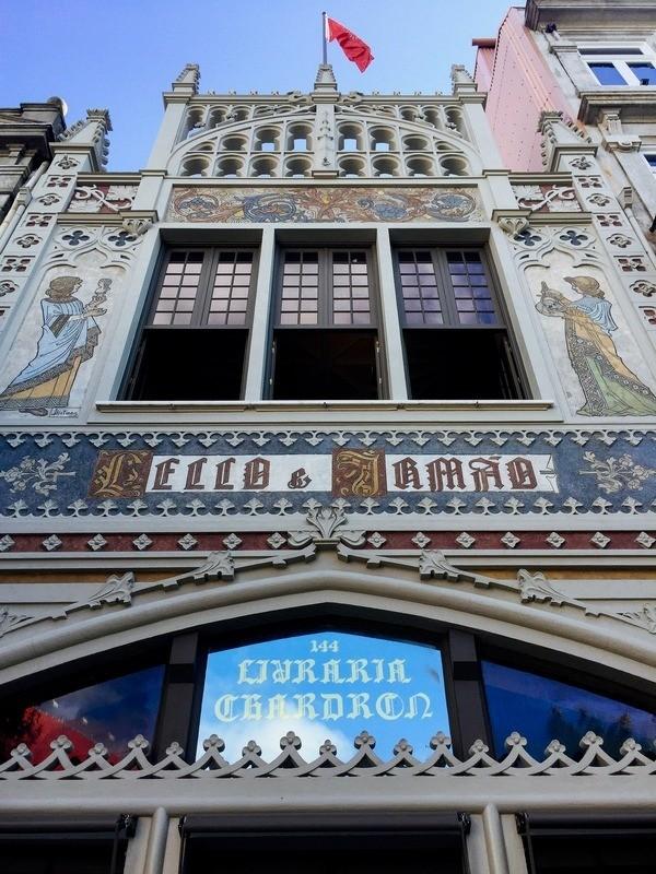what to do in Porto - Livraria Lello
