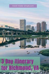 Richmond, VA is a great city to visit if you like history, outdoor activities, or delicious food. Check out our Richmond itinerary packed with tips for planning a trip to Richmond, VA.   Richmond itinerary   Virginia travel tips   RVA travel tips   Richmond travel tips   what to do in Richmond VA
