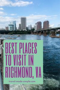 This blog post will help you plan your trip to Richmond, VA so you can see all the best places in Richmond. Add these attractions to your itinerary and start planning a weekend trip to Richmond. | Richmond itinerary | Virginia travel tips | RVA travel tips | Richmond travel tips | what to do in Richmond VA