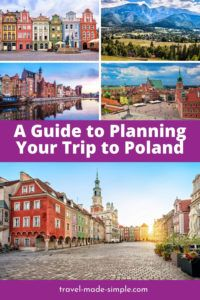 Check out our guide to planning your trip to Poland. From cities like Krakow and Gdansk to the gorgeous nature of Zakopane, you'll definitely get to Poland's highlights by using this itinerary.