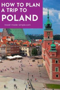 Poland has a lot to offer, and if you want to see as much as possible, you need this blog post. We'll show you how to plan a trip to Poland and see multiple destinations in one week.