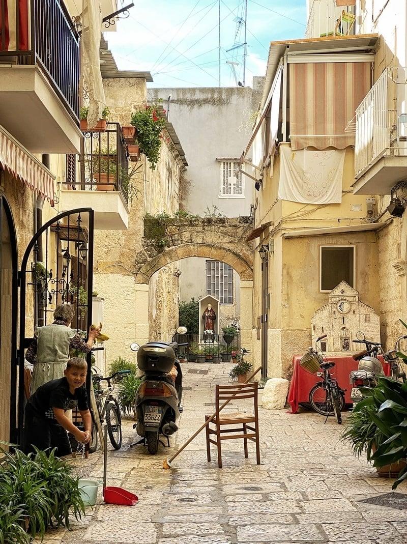 best cities in the Mediterranean - Bari Italy