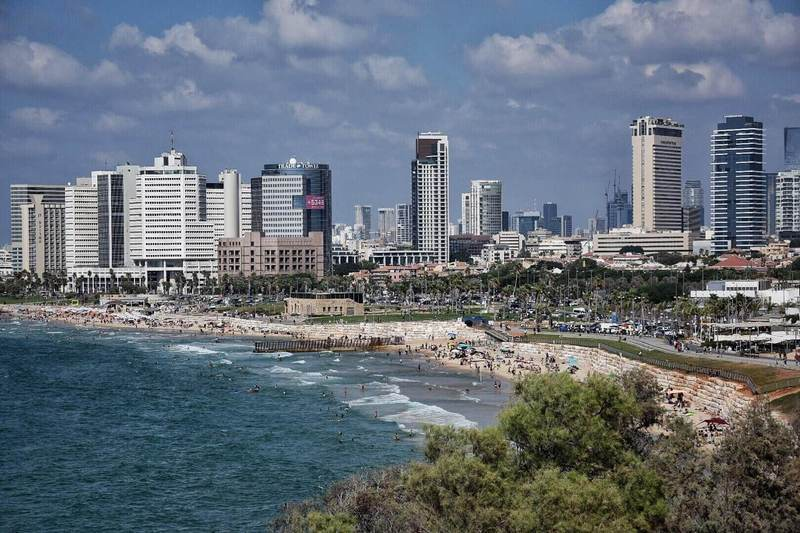 top Mediterranean cities - Tel Aviv