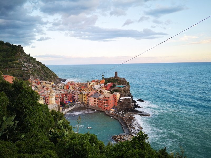 Italy Cinque Terre Hile - tips for traveling during covid
